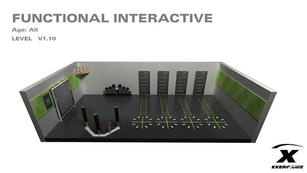 Exergame Room Solutions